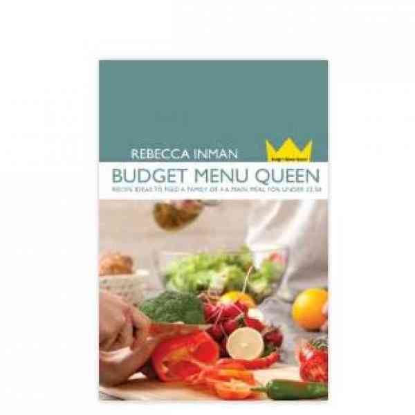 Budget Menu Queen Rebecca Inman
