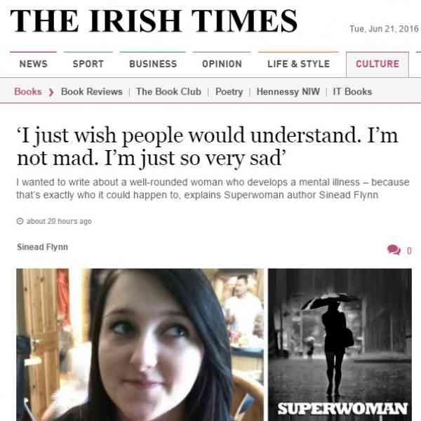 Sinead Flynn in The Irish Times