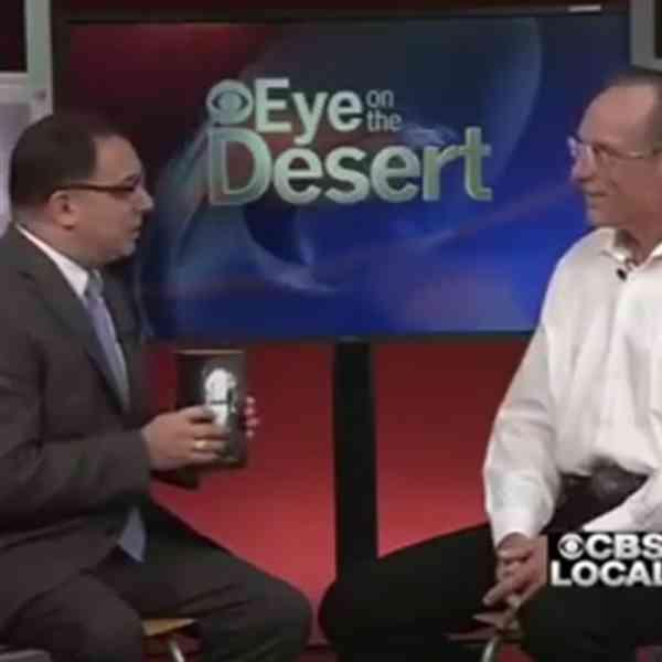 CBS Interview J.P. Roarke