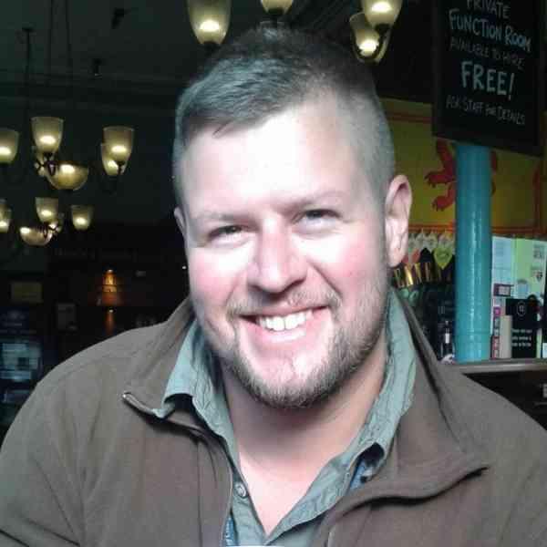 Author Luke Borsvold