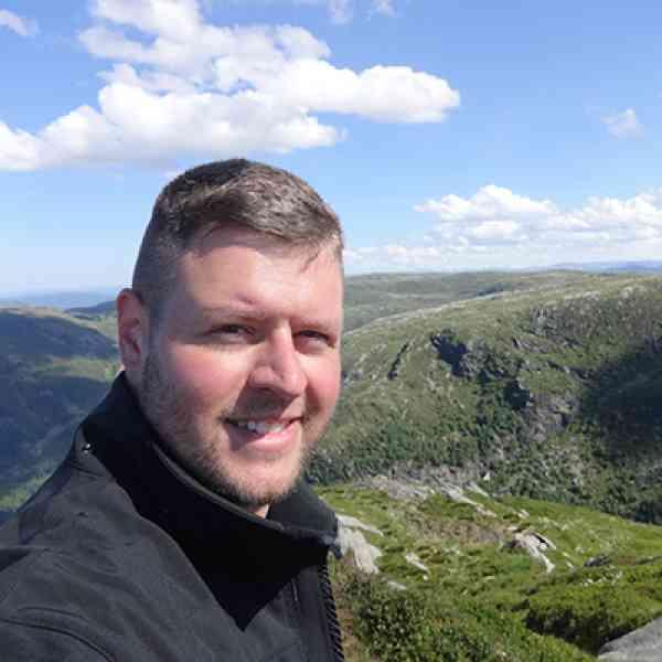 Luke Borsvold featured in Northern Watch