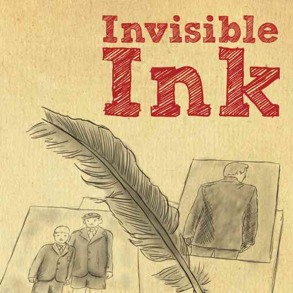Pippa Kelly - Invisible Ink