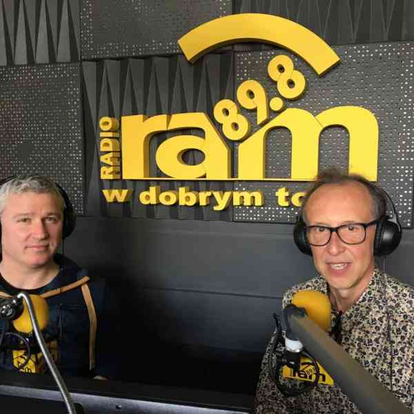 Jack Lauriger on Radio Ram