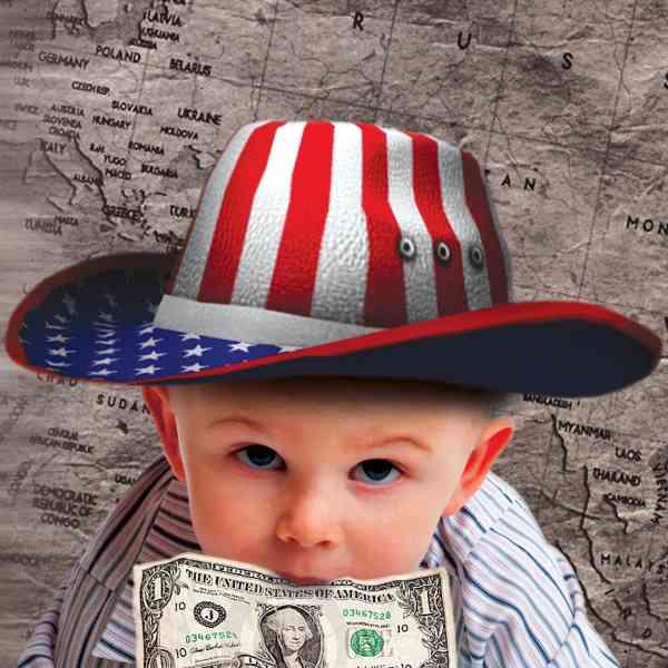 Baby Samuel - Robert R. Domloge