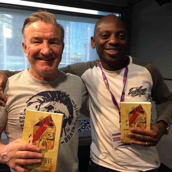 Simon Adepetun - The Bee Hive at BBC Radio Manchester