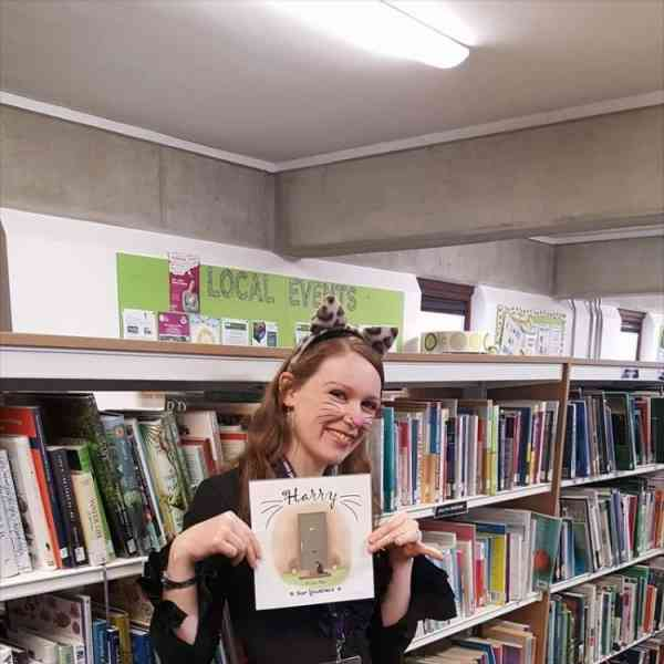 Success for Sue Lawrence's Book SIgning Event at Chineham Library