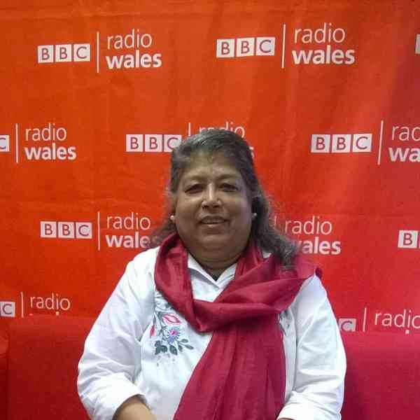 Swapna Das on BBC Radio Wales