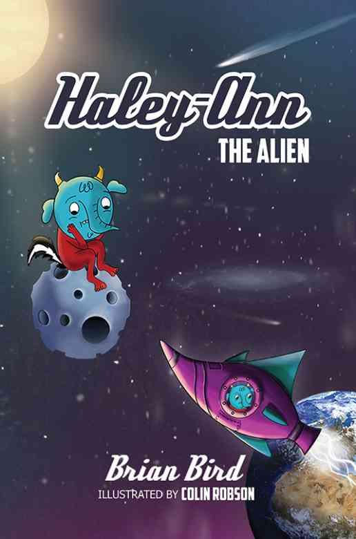 Haley-Ann the Alien