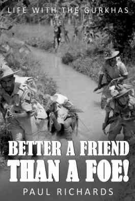Better a Friend than a Foe!