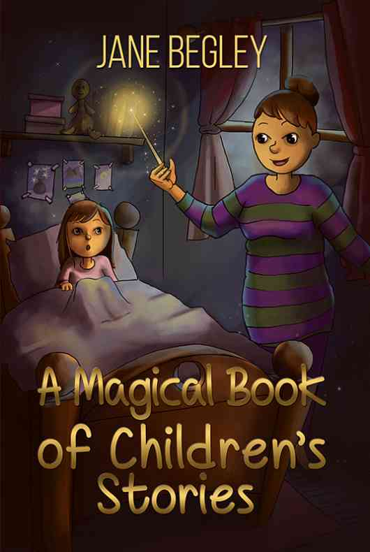 A Magical Book Of Children's Stories