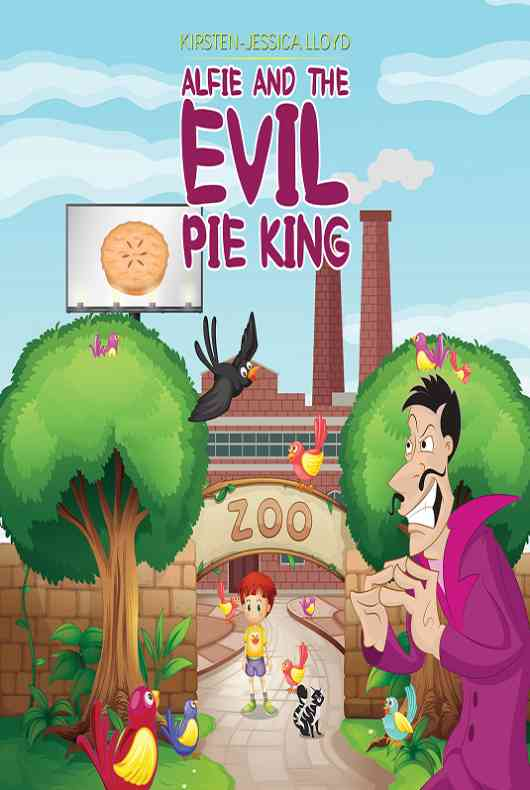 Alfie and the Evil Pie King