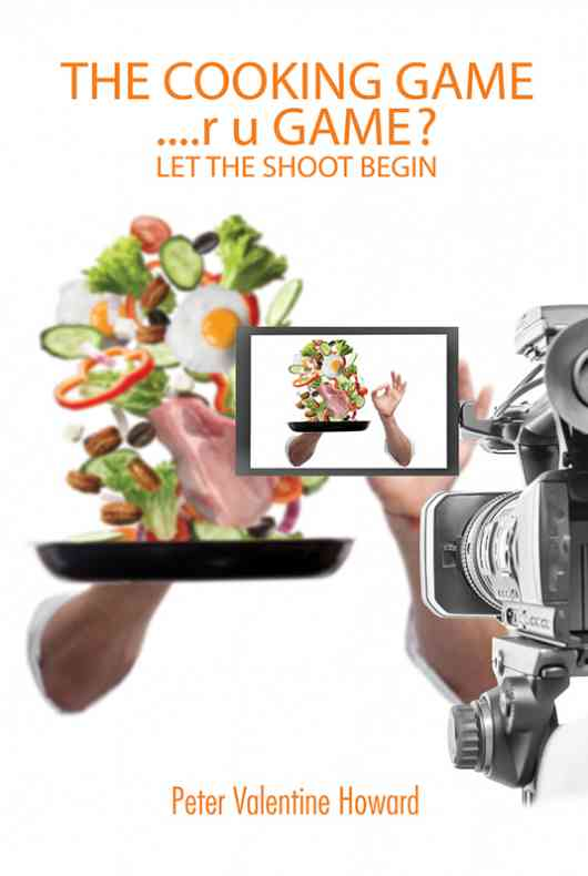The Cooking Game ...r u Game?: Let the Shoot Begin!