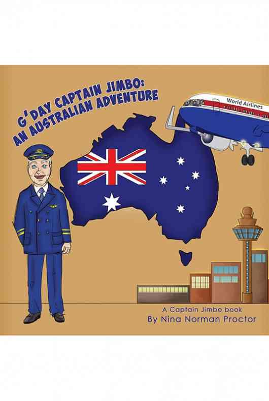 G'Day Captain Jimbo: An Australian Adventure