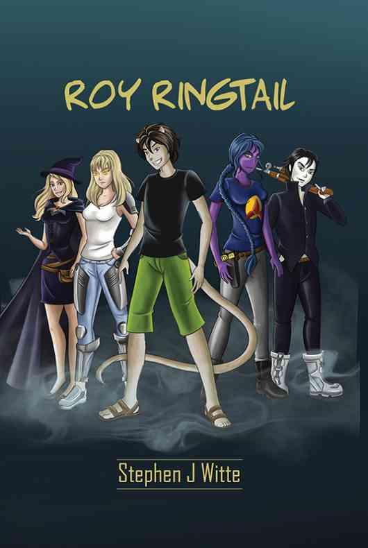 Roy Ringtail