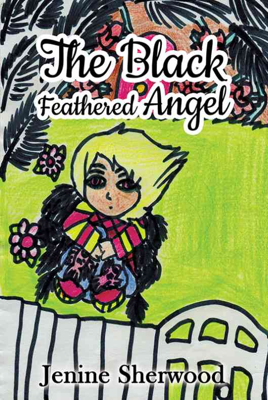 The Black Feathered Angel