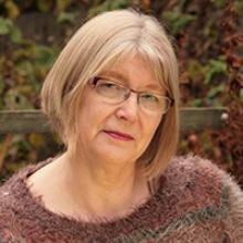 A portrait of Diane Richardson.