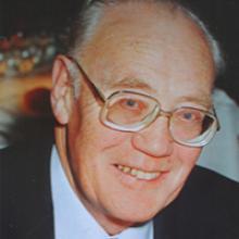 A portrait of Vernon Robinson.
