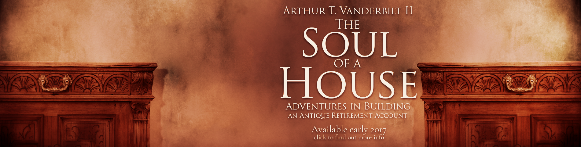 Soul Of A House: Adventures In Building An Antique Retirement Account