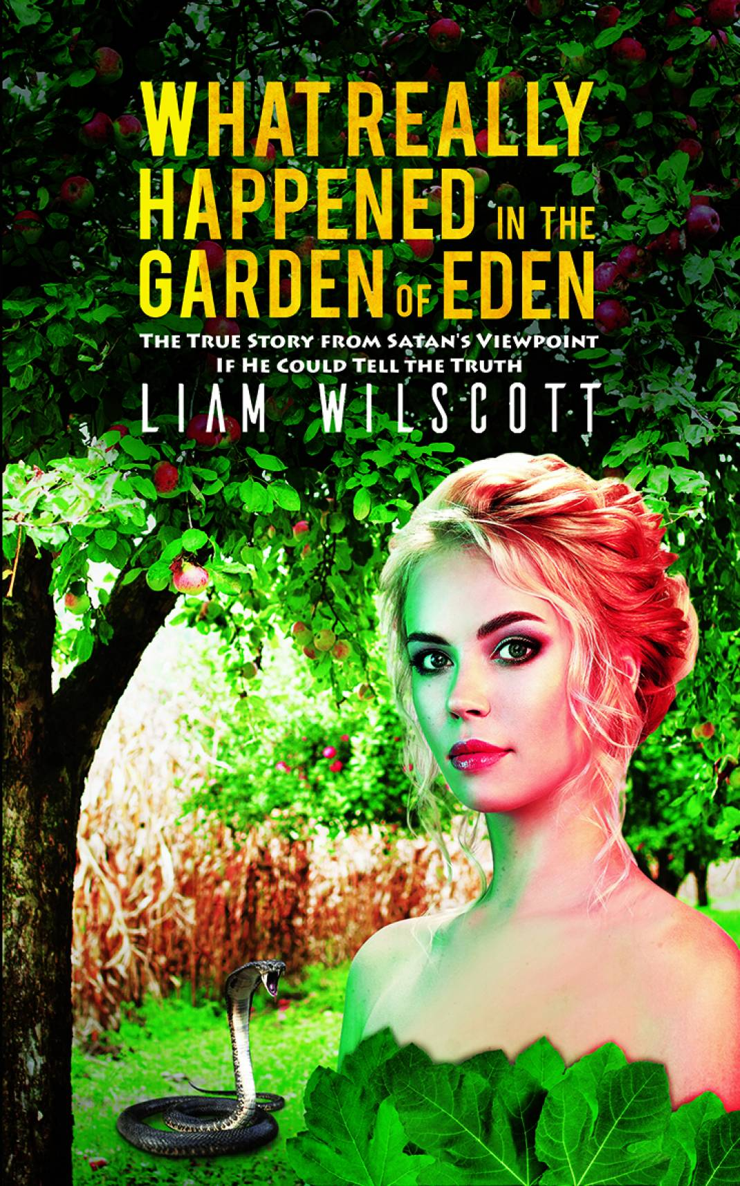 What Really Happened In The Garden Of Eden Book Austin Macauley