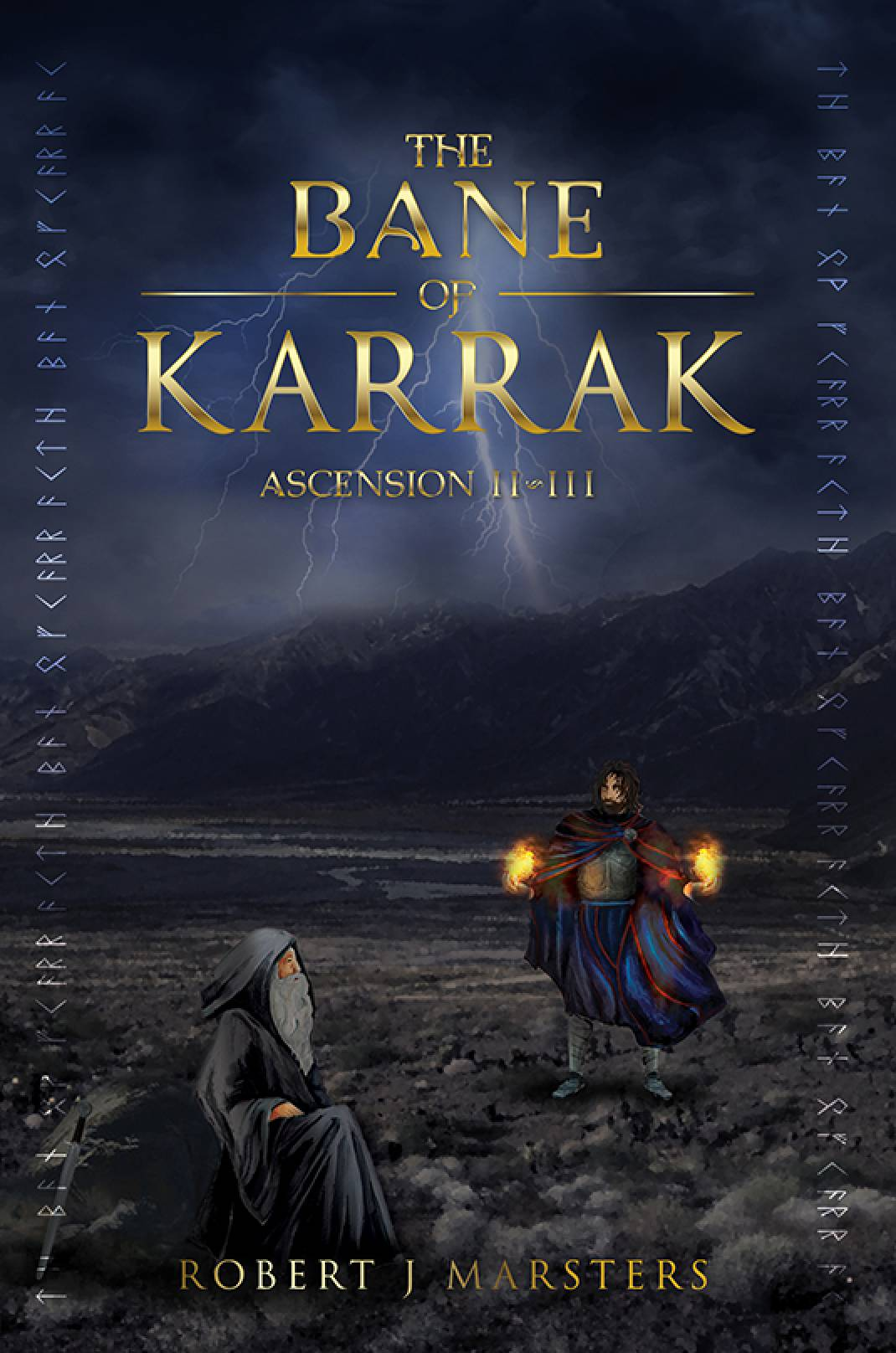 The Bane of Karrak - Ascension Two of three