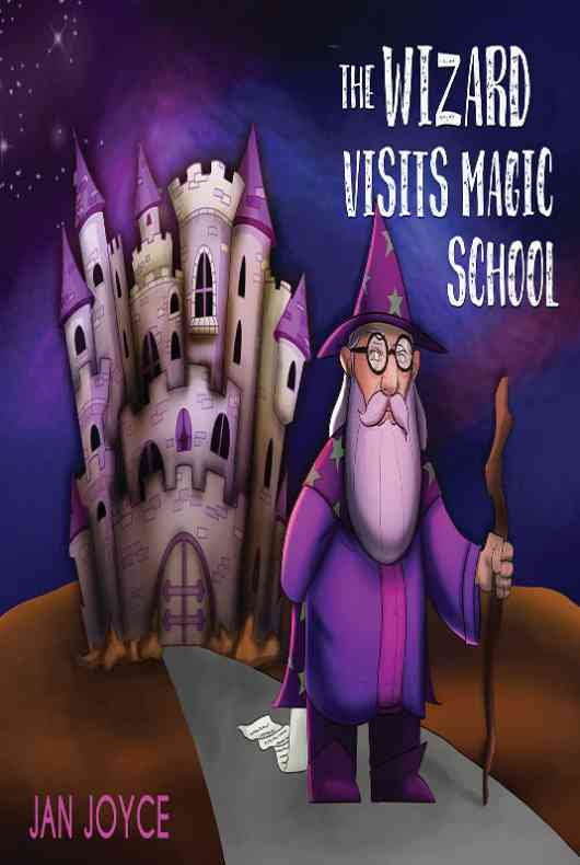 The Wizard Visits Magic School