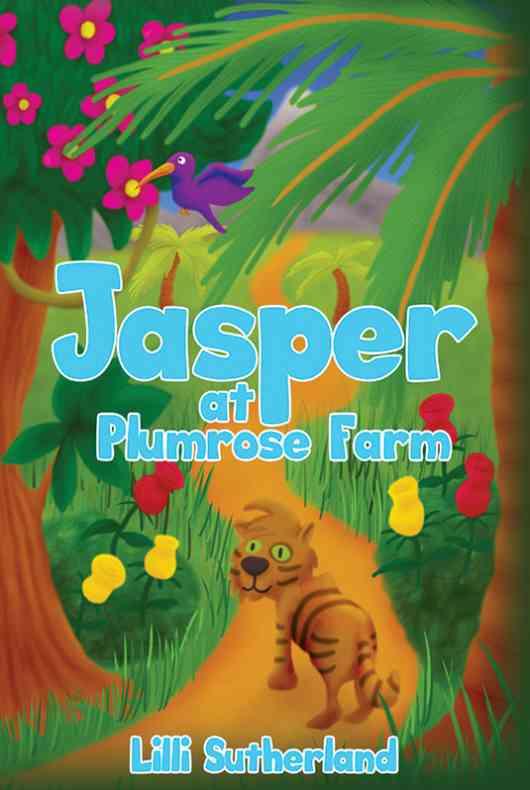 Jasper at Plumrose Farm