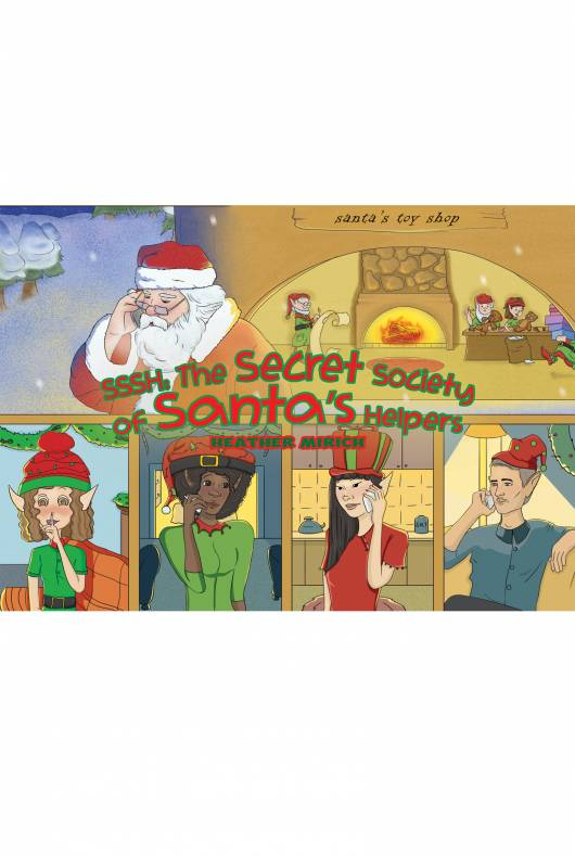SSSH: The Secret Society of Santa's Helpers