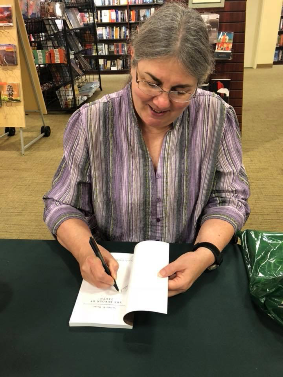 Barnes & Noble Hosted Book Signing of Valerie Drees 'The